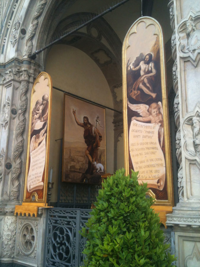 St John the Baptist Triptych (Florence)