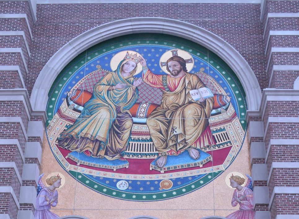 Coronation of the Virgin Mary Queen of Heaven